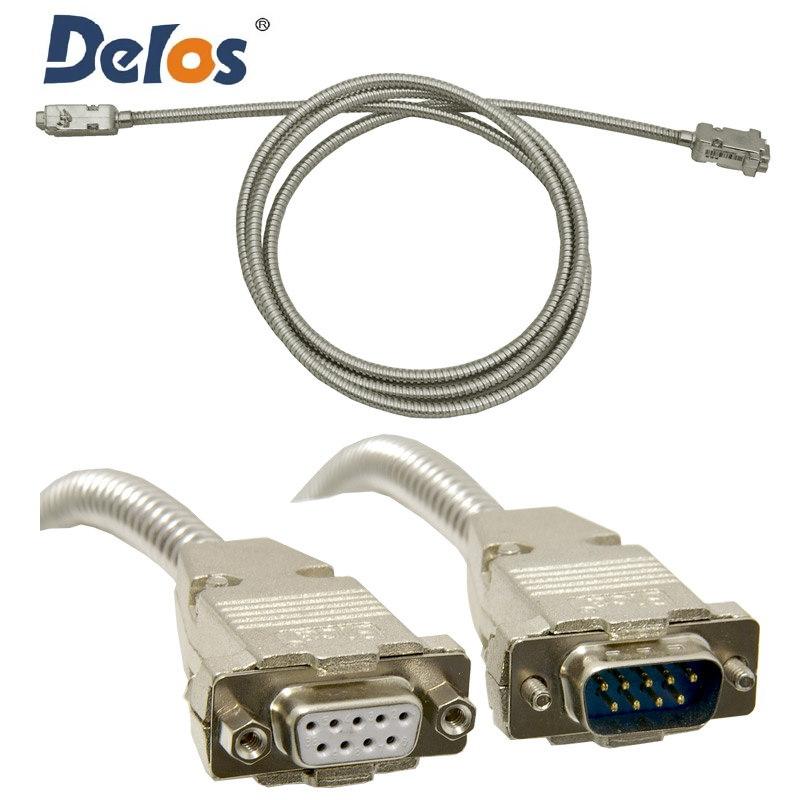 Удлинительный кабель 5 метров для линейных энкодеров и УЦИ