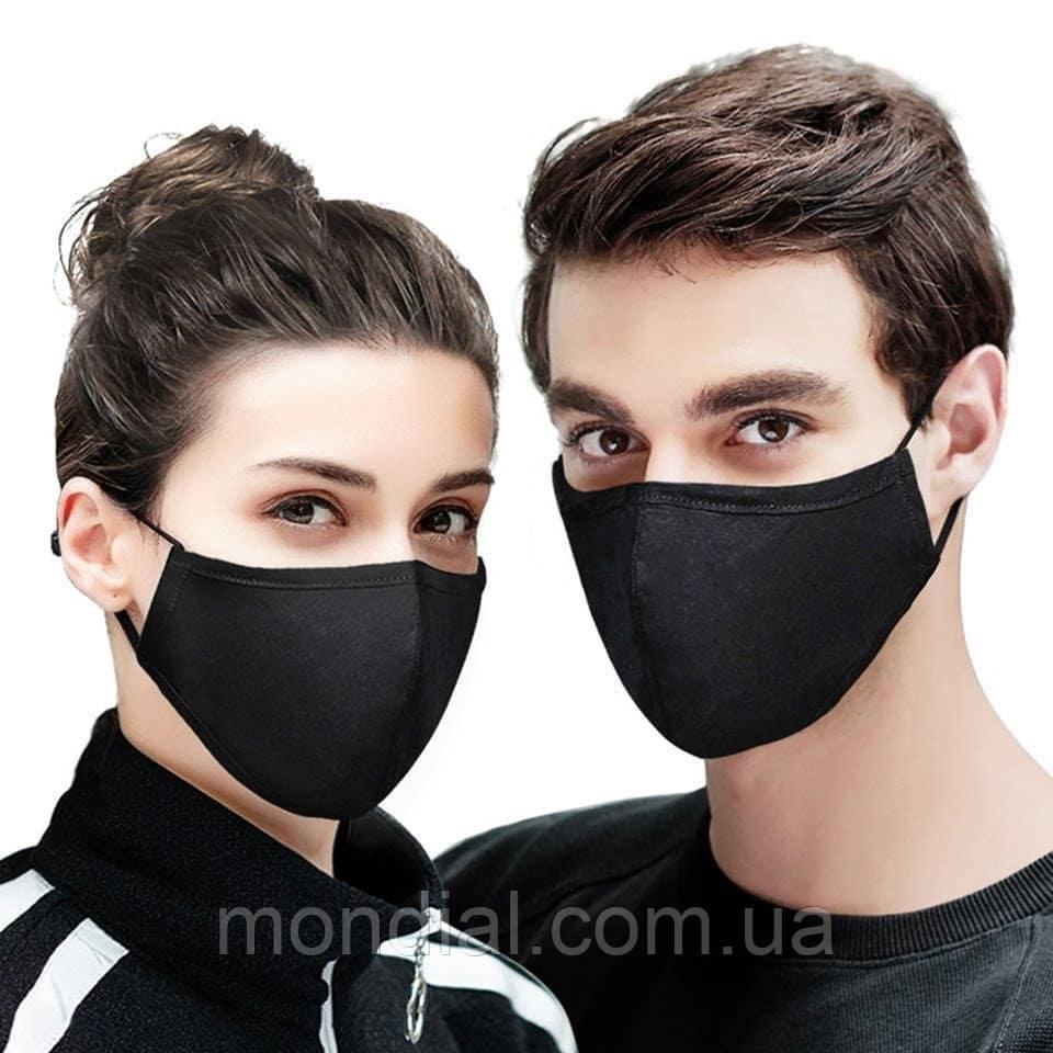 Многоразовая маска для эффективной защиты 5 шт.