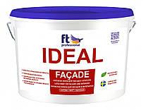 FT Pro Ideal Facade Атмосферостойкая латексная краска для фасада и интерьера