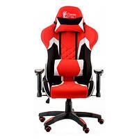 Геймерське крісло Special4You ExtremeRace 3 Black/Red