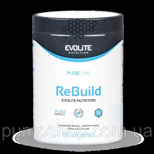 Аминокислоты Evolite Nutrition ReBuild 400 г (40 порц.)