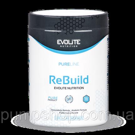 Аминокислоты Evolite Nutrition ReBuild 400 г (40 порц.), фото 2
