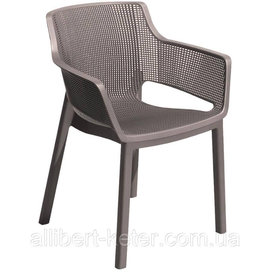 Стул садовый уличный Keter Elisa Chair