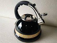 Чайниксо свистком Peterhof PH-156453.0л