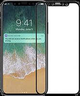 Защитное стекло Optima 3D для iPhone XS Max, черное