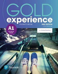 Gold Experience A1 Student's Book with Online Practice Pack
