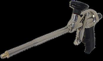 Пістолет для монтажної піни професійний FG-3106 Сталь (55773) (31006)