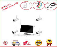 Комплект видеонаблюдения Surveillance System Kit WK2904-M13-2MP