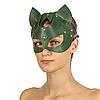Маска кошки LOVECRAFT зеленая, фото 3