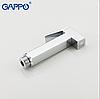 Вбудований гігієнічний душ хром Gappo Jacob G7207-1, фото 4