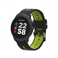 Смарт-часы CANYON CNS-SW81BG Black-Green (CNS-SW81BG)