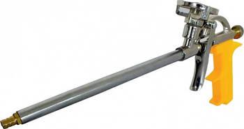 Пістолет для монтажної піни FG-3102 СТАЛЬ (31002)