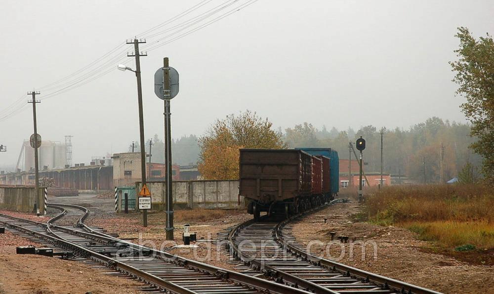 Запчастини для залізничних колій