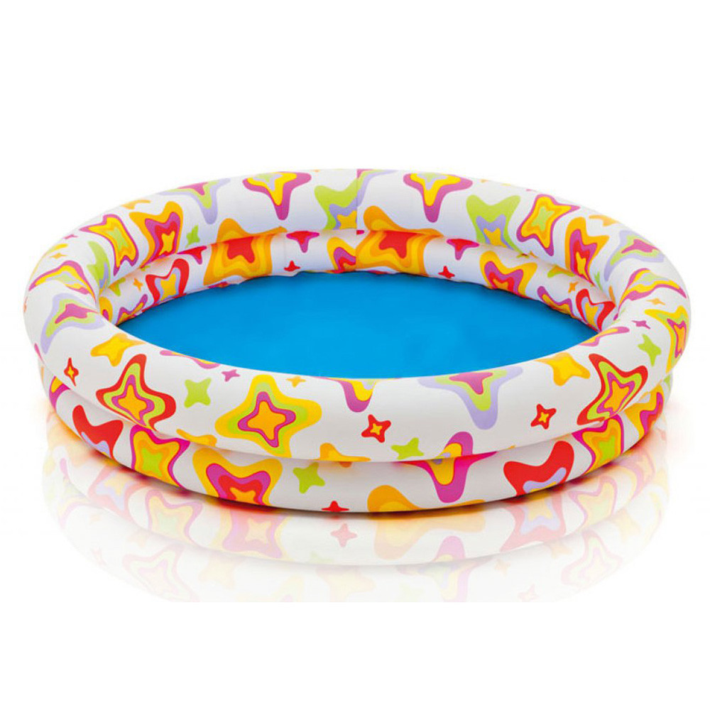 Детский надувной бассейн INTEX 59421 Морские звезды