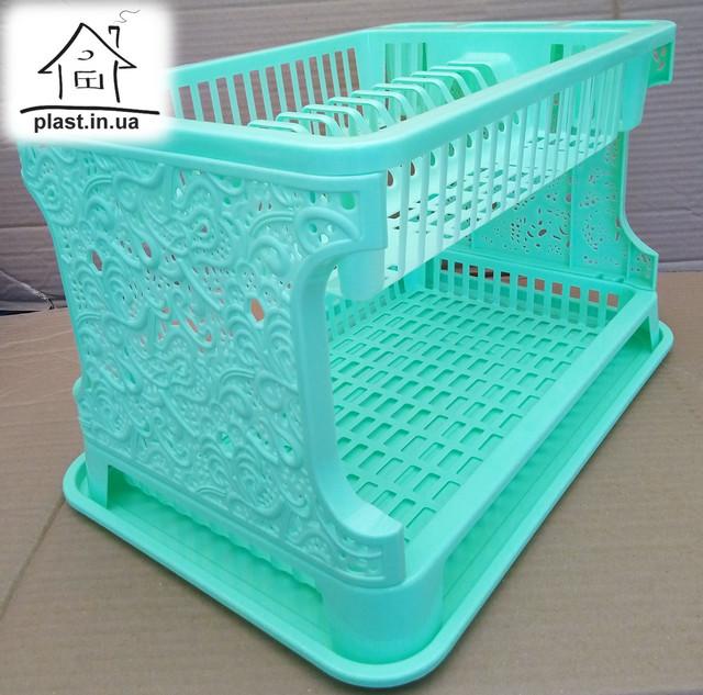 пластикова сушарка для посуду