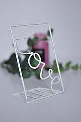 Статуетка-декор  Fibona Love 13*19*8 см