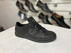 Мужские ботинки натуральная кожа Gattini, фото 3