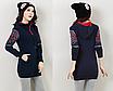 Женский свитер толстовка с капюшоном 44 46, фото 3
