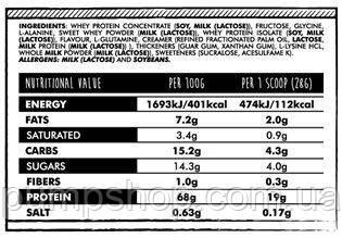 Сывороточный протеин Take-a-Whey Protein 900 г (уценка), фото 2