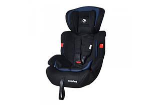 Детское автокресло BABYCARE Comfort BC-11901/1, група 1 + 2 + 3, цвет синий