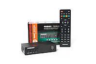 ROMSAT-T8008HD Smart - DVB-T2/C Тюнер Т2 с интернет приложениями и кабельным ТВ