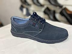 Мужские ботинки натуральная кожа Mateos ( Poland)