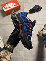 Nike Air Max TN Plus Black and Blue