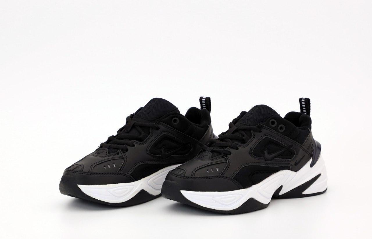 Мужские кроссовки Nike 31566 черные