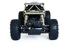 Машинка на радиоуправлении 1:18 HB Toys Краулер 4WD на аккумуляторе (зеленый), фото 3