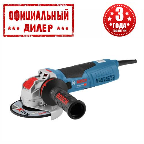 Угловая шлифмашина Bosch GWX 17-125 S