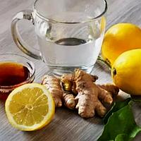 Набор для лимонно-имбирного чая на 3 порции, фото 1