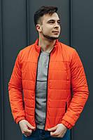 Куртка демисезонная 067 оранж