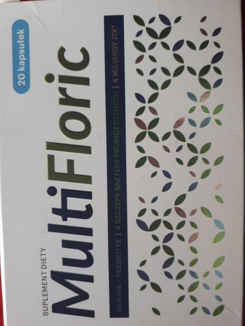 Пробиотик Probiotik пробиотик имунитет бифидобактерии, инулин 20 капсул