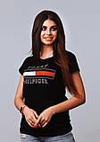 Жіноча стильна турецька футболка Ф21 в кольорах, фото 2