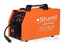 Сварочный инверторный полуавтомат Sturm AW97PA280, фото 3