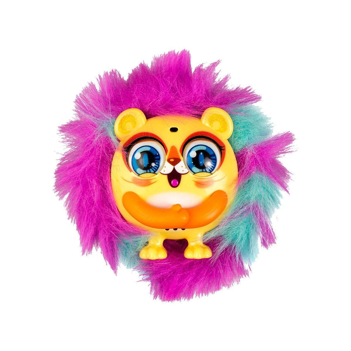 Интерактивная игрушка Tiny Furries Пушистик Амбер