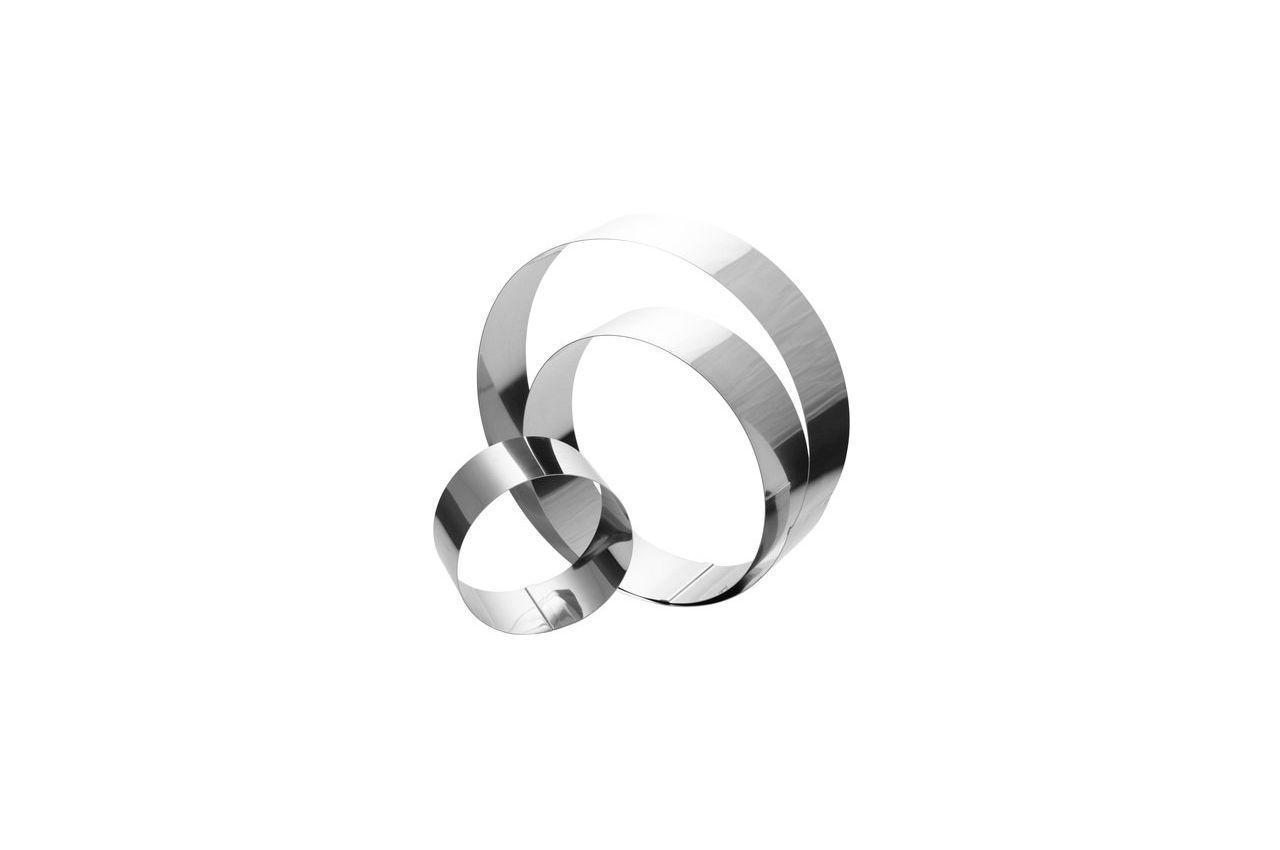 Набор форм для печенья Empire - кольцо (3 шт.)