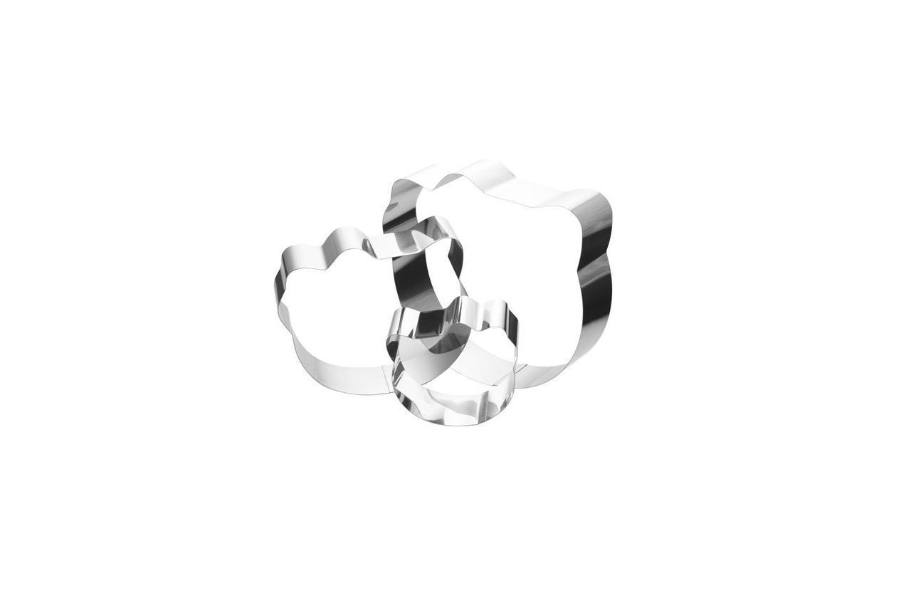 Набор форм для печенья Empire - китти (3 шт.)