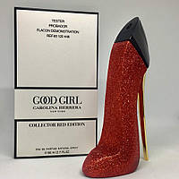 "Тестер Carolina Herrera ""Good Girl Red Collector Edition"", 80 ml"