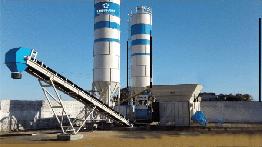 Стационарный бетонный завод USC 30 Umman
