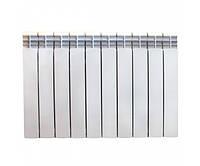 Биметаллический радиатор отопления (батарея) 500x80 Biotherm (боковое подключение)
