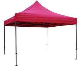 Шатер раздвижной палатка павильон HE SHAN P4440-1000D 4м х 4м