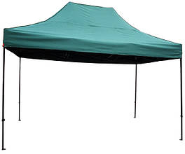 Шатер раздвижной  палатка павильон HE SHAN P4640-1000D 4м х 6м