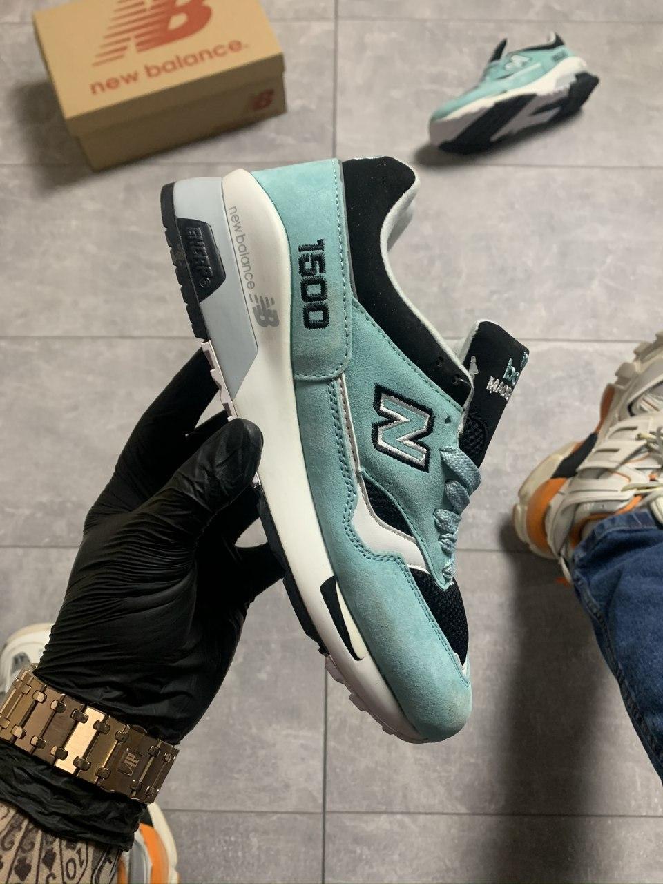 New Balance 1500 Turquoise