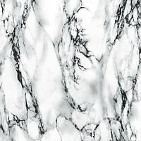 Самоклейка Мрамор черно-белый 200-2254