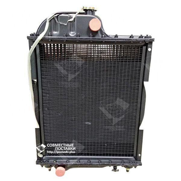 Радиатор МТЗ-80, Д-240, Д-243 4-хрядный (алюминий) 70-1301010
