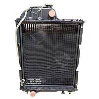 Радиатор МТЗ-80, Д-240, Д-243 4-хрядный (алюминий) 70-1301010, фото 1