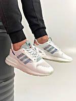 Стильные кроссовки Adidas на фирменной промежуточной подошве Boost