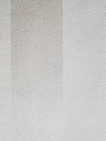 Обои виниловые на флизелине  Marburg 31372 Origin  метровые полосы широкие молочные светло серебристые