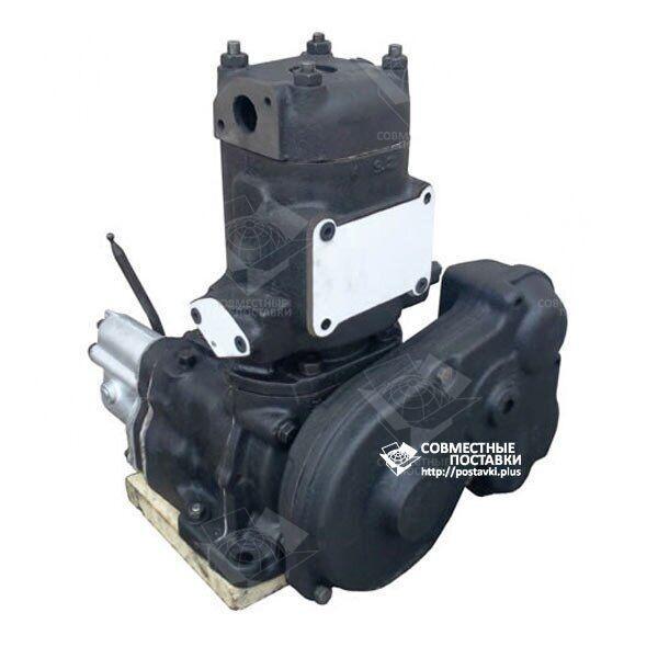 Двигатель пусковой П-350 350.01.010.00 (качественная реставрация) Пускач СМД-60 Т-150